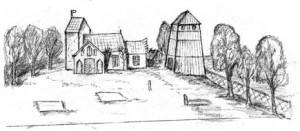 gamla kyrkan bberga
